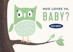 ON- Baby owl