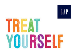 Gap- Treat yourself 2017