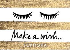 Make a Wish eyes