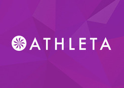 AT - 2016 Athleta- Purple