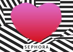 Pink Heart diagonal stripes 2016