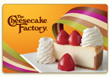 Two Slices of Cheesecake w/ $25 Gift Card Purchase